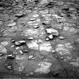 Nasa's Mars rover Curiosity acquired this image using its Right Navigation Camera on Sol 2950, at drive 2394, site number 83