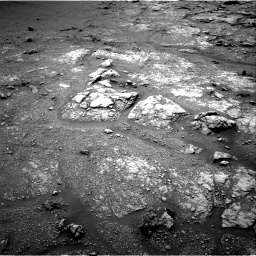 Nasa's Mars rover Curiosity acquired this image using its Right Navigation Camera on Sol 2950, at drive 2436, site number 83