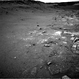 Nasa's Mars rover Curiosity acquired this image using its Right Navigation Camera on Sol 2950, at drive 2448, site number 83