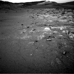 Nasa's Mars rover Curiosity acquired this image using its Right Navigation Camera on Sol 2950, at drive 2460, site number 83
