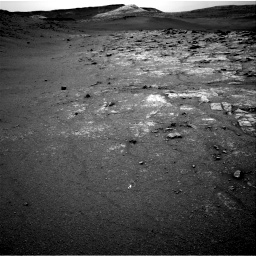 Nasa's Mars rover Curiosity acquired this image using its Right Navigation Camera on Sol 2950, at drive 2466, site number 83