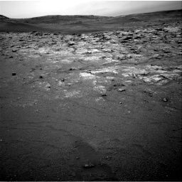 Nasa's Mars rover Curiosity acquired this image using its Right Navigation Camera on Sol 2950, at drive 2490, site number 83
