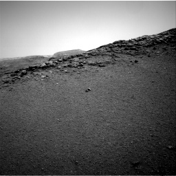 Nasa's Mars rover Curiosity acquired this image using its Right Navigation Camera on Sol 2950, at drive 2520, site number 83
