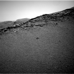 Nasa's Mars rover Curiosity acquired this image using its Right Navigation Camera on Sol 2950, at drive 2526, site number 83
