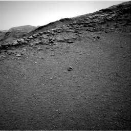 Nasa's Mars rover Curiosity acquired this image using its Right Navigation Camera on Sol 2950, at drive 2532, site number 83