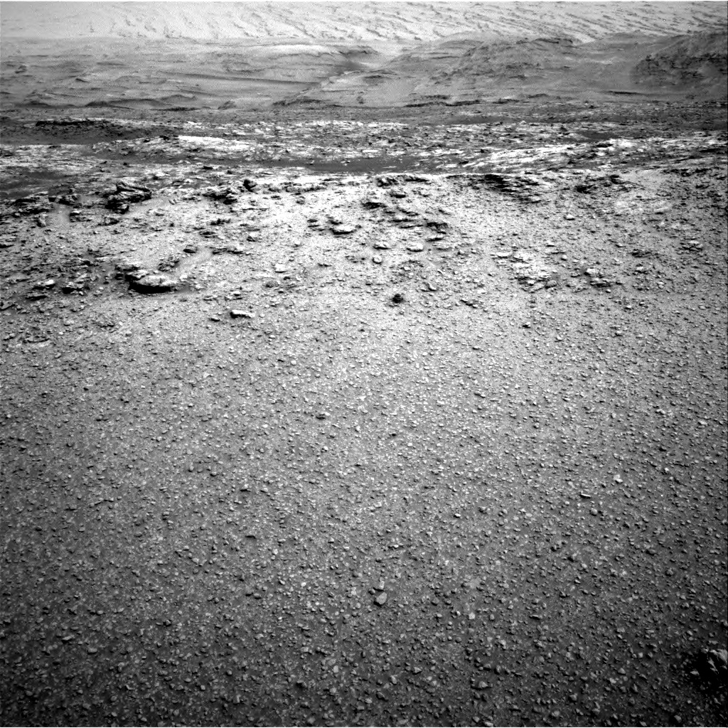 Nasa's Mars rover Curiosity acquired this image using its Right Navigation Camera on Sol 2950, at drive 2538, site number 83