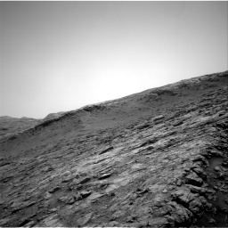 Nasa's Mars rover Curiosity acquired this image using its Right Navigation Camera on Sol 2950, at drive 2574, site number 83