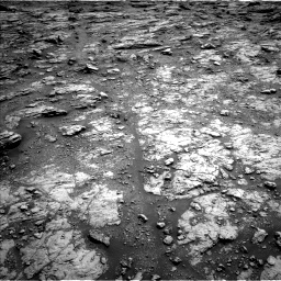 Nasa's Mars rover Curiosity acquired this image using its Left Navigation Camera on Sol 2951, at drive 2658, site number 83