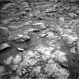 Nasa's Mars rover Curiosity acquired this image using its Left Navigation Camera on Sol 2951, at drive 2664, site number 83