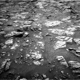 Nasa's Mars rover Curiosity acquired this image using its Left Navigation Camera on Sol 2951, at drive 2688, site number 83