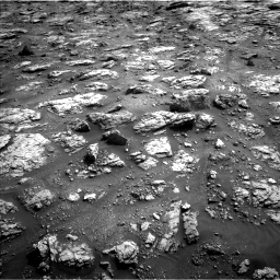 Nasa's Mars rover Curiosity acquired this image using its Left Navigation Camera on Sol 2951, at drive 2700, site number 83