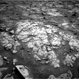 Nasa's Mars rover Curiosity acquired this image using its Left Navigation Camera on Sol 2951, at drive 2736, site number 83