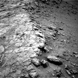 Nasa's Mars rover Curiosity acquired this image using its Right Navigation Camera on Sol 2951, at drive 2592, site number 83