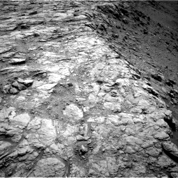 Nasa's Mars rover Curiosity acquired this image using its Right Navigation Camera on Sol 2951, at drive 2598, site number 83