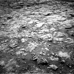 Nasa's Mars rover Curiosity acquired this image using its Right Navigation Camera on Sol 2951, at drive 2628, site number 83