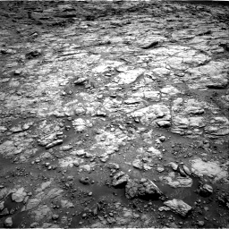 Nasa's Mars rover Curiosity acquired this image using its Right Navigation Camera on Sol 2951, at drive 2634, site number 83