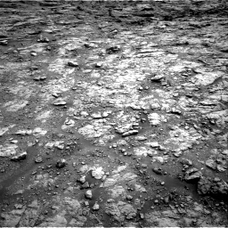 Nasa's Mars rover Curiosity acquired this image using its Right Navigation Camera on Sol 2951, at drive 2640, site number 83