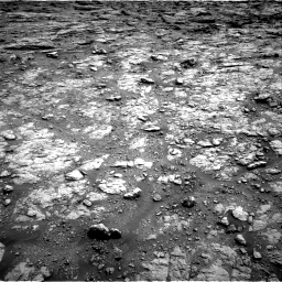 Nasa's Mars rover Curiosity acquired this image using its Right Navigation Camera on Sol 2951, at drive 2646, site number 83
