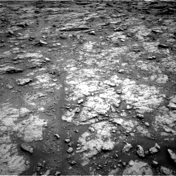 Nasa's Mars rover Curiosity acquired this image using its Right Navigation Camera on Sol 2951, at drive 2658, site number 83
