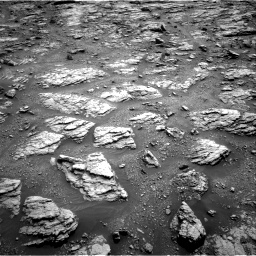 Nasa's Mars rover Curiosity acquired this image using its Right Navigation Camera on Sol 2951, at drive 2682, site number 83