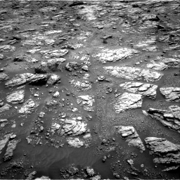 Nasa's Mars rover Curiosity acquired this image using its Right Navigation Camera on Sol 2951, at drive 2694, site number 83