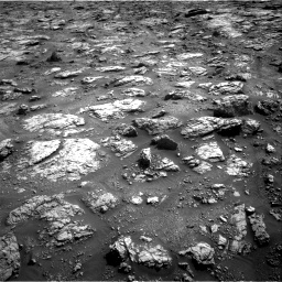 Nasa's Mars rover Curiosity acquired this image using its Right Navigation Camera on Sol 2951, at drive 2706, site number 83
