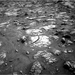 Nasa's Mars rover Curiosity acquired this image using its Right Navigation Camera on Sol 2951, at drive 2712, site number 83