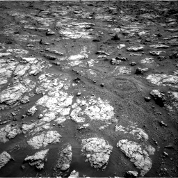 Nasa's Mars rover Curiosity acquired this image using its Right Navigation Camera on Sol 2951, at drive 2724, site number 83