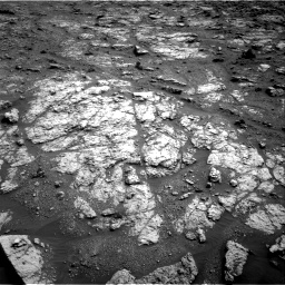 Nasa's Mars rover Curiosity acquired this image using its Right Navigation Camera on Sol 2951, at drive 2736, site number 83