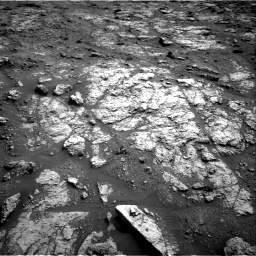 Nasa's Mars rover Curiosity acquired this image using its Right Navigation Camera on Sol 2951, at drive 2742, site number 83