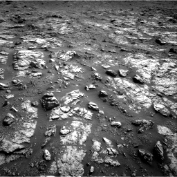 Nasa's Mars rover Curiosity acquired this image using its Right Navigation Camera on Sol 2951, at drive 2754, site number 83