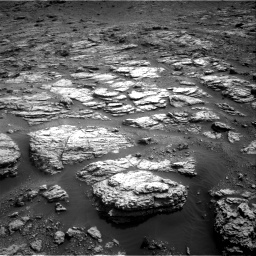 Nasa's Mars rover Curiosity acquired this image using its Right Navigation Camera on Sol 2951, at drive 2778, site number 83