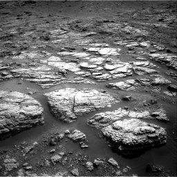 Nasa's Mars rover Curiosity acquired this image using its Right Navigation Camera on Sol 2951, at drive 2784, site number 83