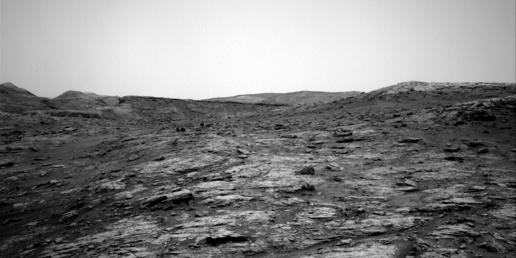 Nasa's Mars rover Curiosity acquired this image using its Right Navigation Camera on Sol 2953, at drive 2796, site number 83