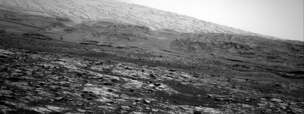 Nasa's Mars rover Curiosity acquired this image using its Right Navigation Camera on Sol 2955, at drive 2796, site number 83
