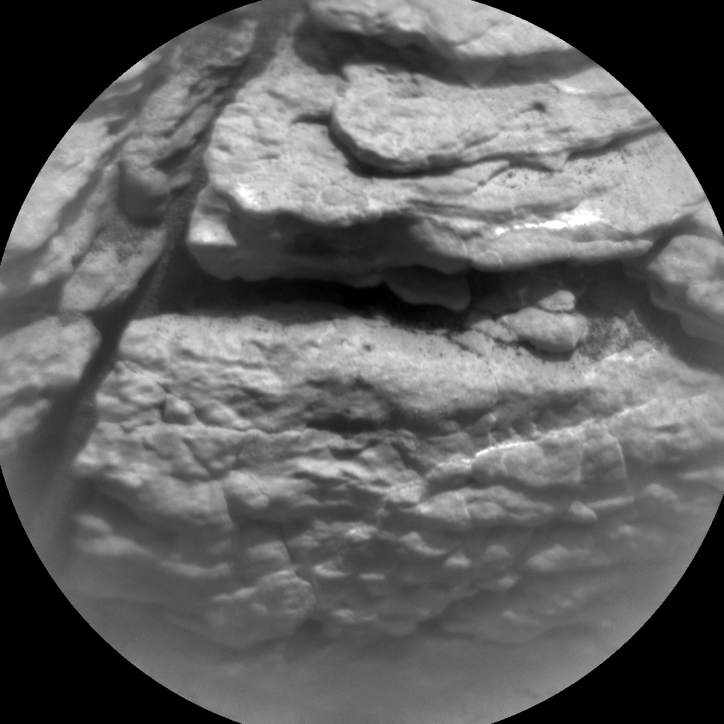 Nasa's Mars rover Curiosity acquired this image using its Chemistry & Camera (ChemCam) on Sol 2955, at drive 2796, site number 83