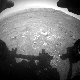 Nasa's Mars rover Curiosity acquired this image using its Front Hazard Avoidance Camera (Front Hazcam) on Sol 2956, at drive 3228, site number 83