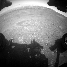 Nasa's Mars rover Curiosity acquired this image using its Front Hazard Avoidance Camera (Front Hazcam) on Sol 2956, at drive 3240, site number 83