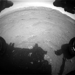 Nasa's Mars rover Curiosity acquired this image using its Front Hazard Avoidance Camera (Front Hazcam) on Sol 2956, at drive 3252, site number 83