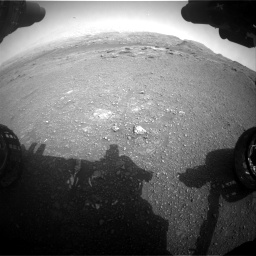 Nasa's Mars rover Curiosity acquired this image using its Front Hazard Avoidance Camera (Front Hazcam) on Sol 2956, at drive 3324, site number 83