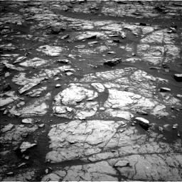 Nasa's Mars rover Curiosity acquired this image using its Left Navigation Camera on Sol 2956, at drive 2898, site number 83