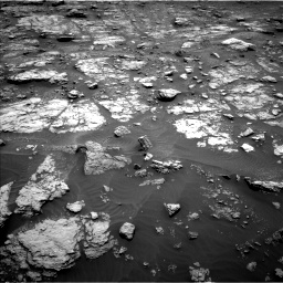 Nasa's Mars rover Curiosity acquired this image using its Left Navigation Camera on Sol 2956, at drive 3000, site number 83