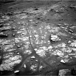 Nasa's Mars rover Curiosity acquired this image using its Left Navigation Camera on Sol 2956, at drive 3036, site number 83