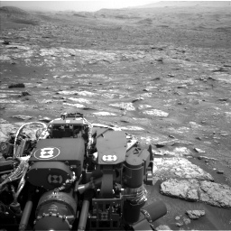Nasa's Mars rover Curiosity acquired this image using its Left Navigation Camera on Sol 2956, at drive 3090, site number 83