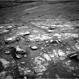 Nasa's Mars rover Curiosity acquired this image using its Left Navigation Camera on Sol 2956, at drive 3108, site number 83