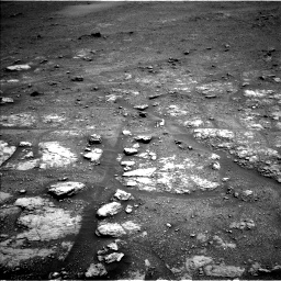 Nasa's Mars rover Curiosity acquired this image using its Left Navigation Camera on Sol 2956, at drive 3150, site number 83