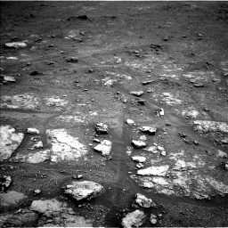 Nasa's Mars rover Curiosity acquired this image using its Left Navigation Camera on Sol 2956, at drive 3156, site number 83