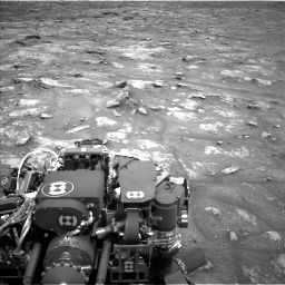 Nasa's Mars rover Curiosity acquired this image using its Left Navigation Camera on Sol 2956, at drive 3180, site number 83