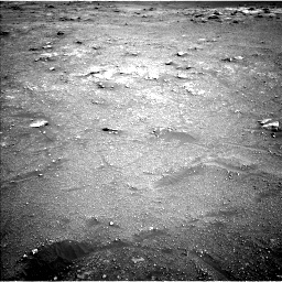 Nasa's Mars rover Curiosity acquired this image using its Left Navigation Camera on Sol 2956, at drive 3240, site number 83