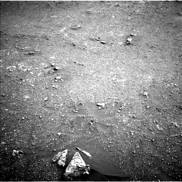 Nasa's Mars rover Curiosity acquired this image using its Left Navigation Camera on Sol 2956, at drive 3270, site number 83